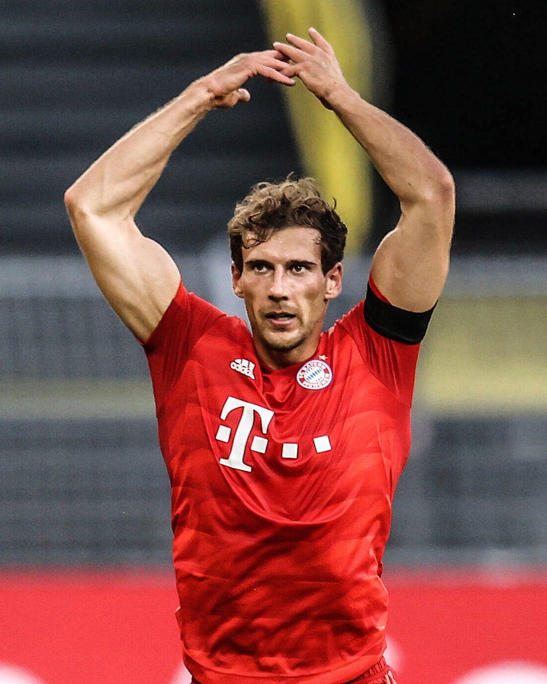 Leon Goretzka fue una de las grandes revelaciones físicas del confinamiento. El centrocampista alemán aprovechó el confinamiento domiciliario para ganar masa muscular y mejorar su condición física. Salió campeón de Europa con el Bayern de Múnich.