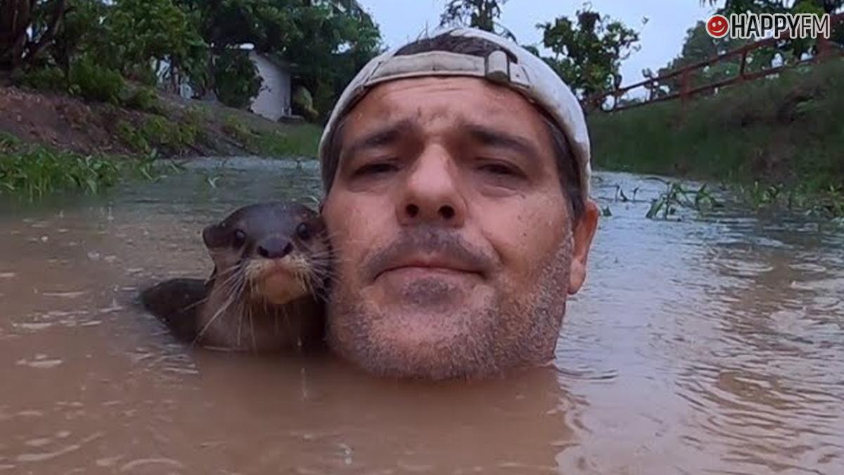 Frank Cuesta y Chispas