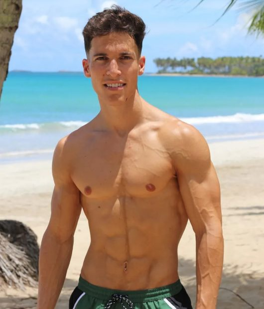 Iker, soltero de 'La isla de las tentaciones 3'