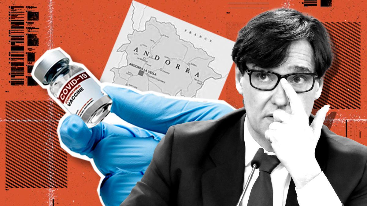 Illa revende 30.000 vacunas a Andorra.