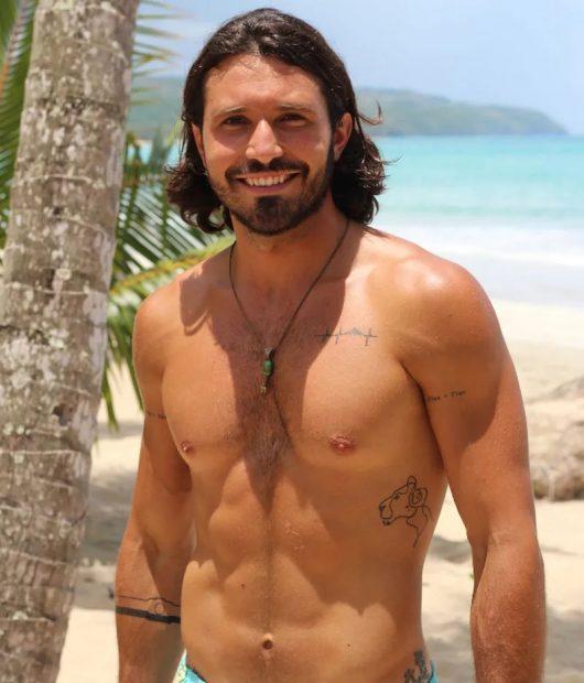 Javi, soltero de La isla de las tentaciones 3