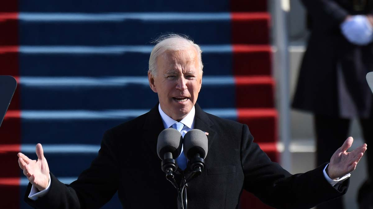 El presidente Joe Biden. Foto: AFP