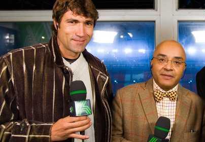 Andrés Montes fue el primer narrador de los partidos de La Sexta
