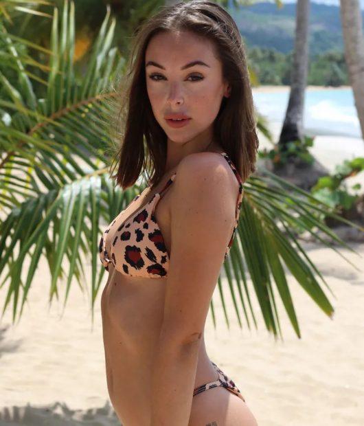 Nahia, soltera de La isla