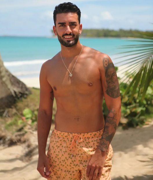 Toni, soltero de 'La isla de las tentaciones 3'