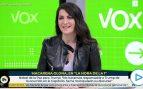 Olona quiere que Girauta fiche por Vox: «Estaría encantadísima porque es una voz valiente y necesaria»