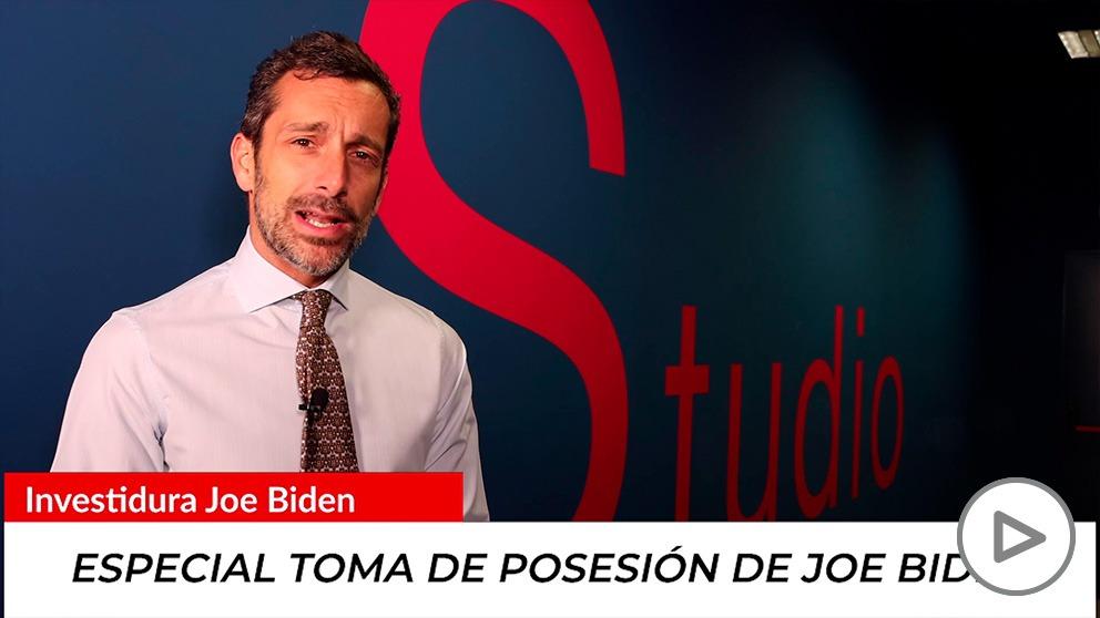 Sigue en directo en OKDIARIO la toma de posesión de Joe Biden
