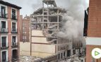 Al menos tres muertos por una fuerte explosión en un edificio en Madrid