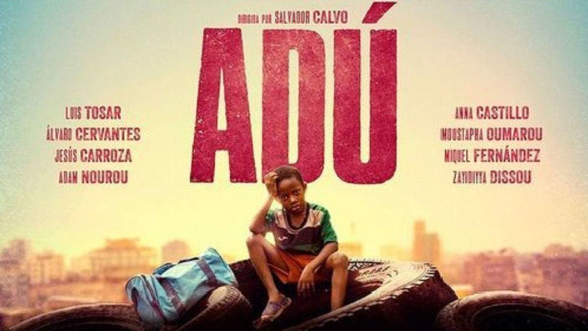 'Adú' está nominada a 14 Premios Goya