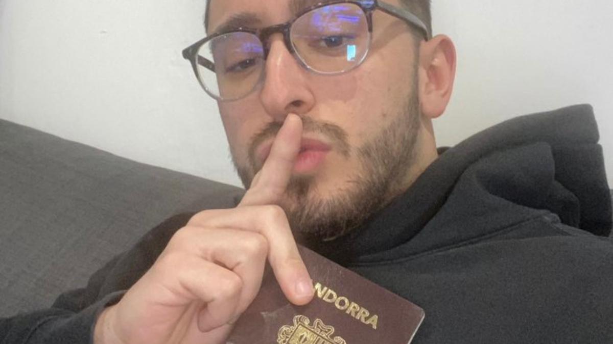 El extraño caso del Youtuber de Andorra que paga sus impuestos en España