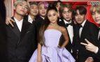 Ariana Grande y BTS ¿lanzarán una canción juntos en este 2021?
