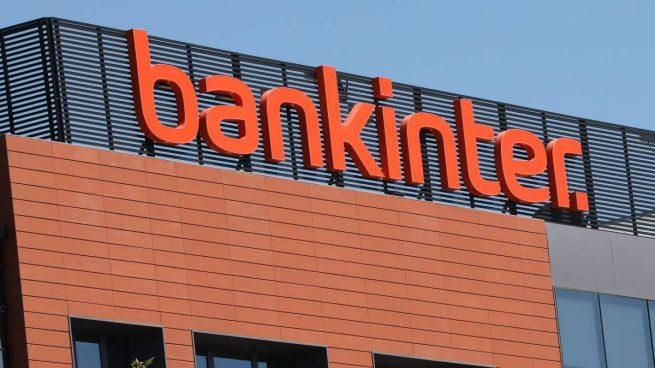 Fachada de Bankinter