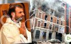 El milagro de la explosión de Madrid: el cura al que los bomberos hallaron abrazado a su biblia calcinada