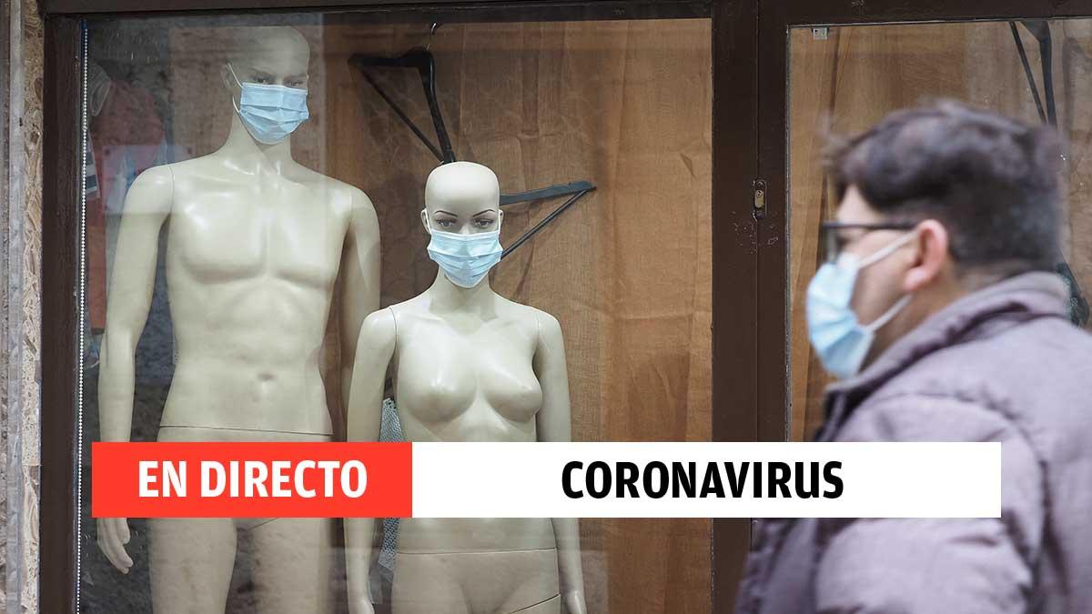 Directo con a última hora del coronavirus en España