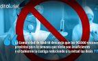 Sánchez castiga a Ayuso dejando a los madrileños sin vacunas