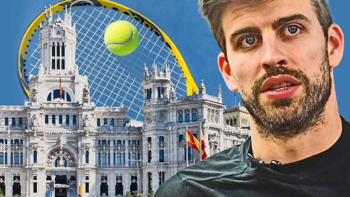 El Ayuntamiento de Madrid deja de patrocinar la Davis de Piqué.