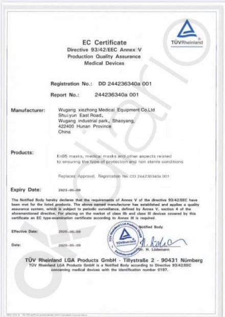 Sanidad investiga a un centenar de empresas por vender material Covid con certificados falsos