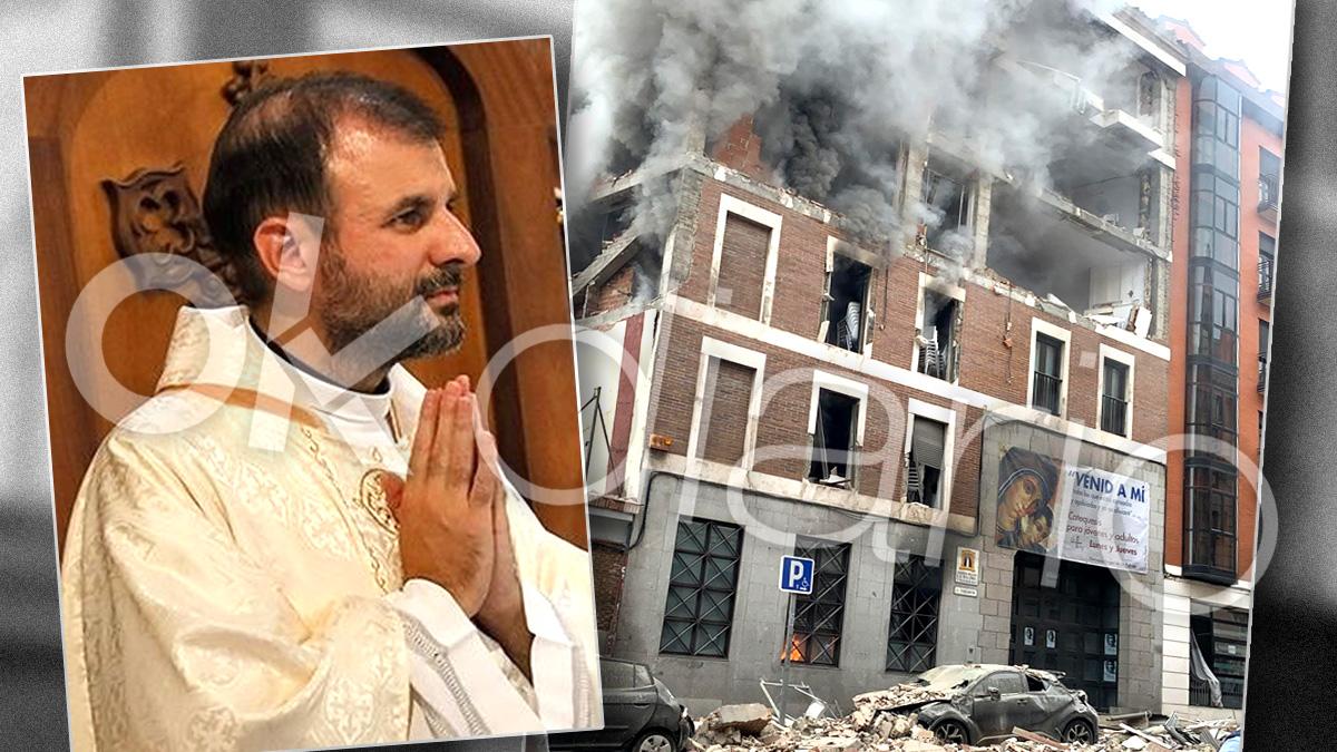 El sitio de los inconformistas 21 Ene 2021 Gabriel Benedicto, el vicario de la sede del Arzobispado de Madrid en la calle Toledo, fue localizado por los bomberos en su despacho que se encontrada cerca de la caldera pero...