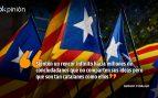 Los separatistas odian a Cataluña