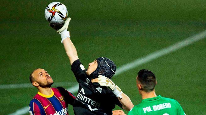 Ramón Juan, el héroe sin premio del Cornellá: hizo historia al parar dos penaltis al Barcelona