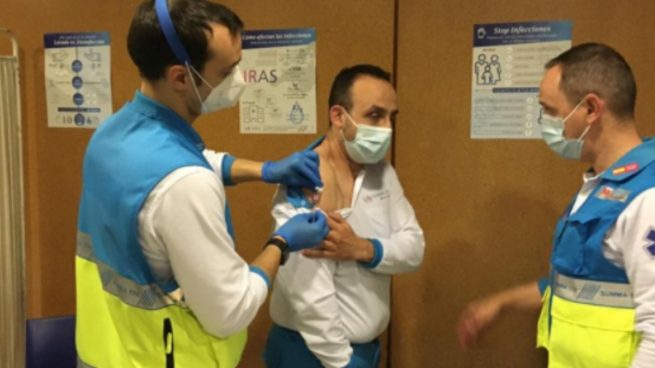 Vacunas Madrid