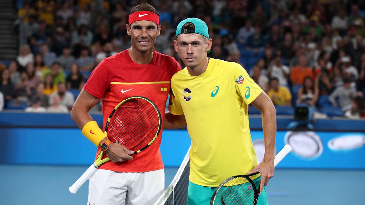España se medirá a Australia y Grecia en la ATP Cup 2021 (Getty)