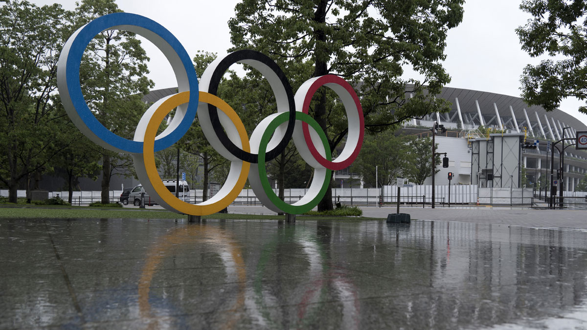 Vuelve la incertidumbre con los Juegos Olímpicos de Tokio (Getty)