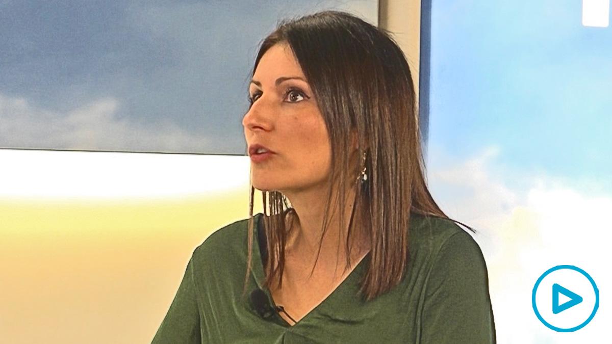 Lorena Roldán, número 2 del PP en las elecciones catalanas.