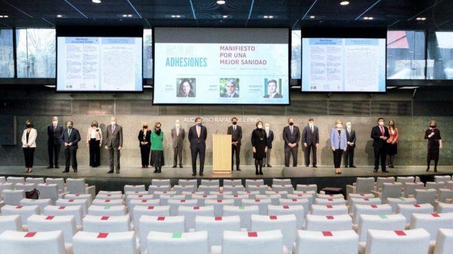 Más de un centenar de empresas apoyan el 'Manifiesto' de la Fundación IDIS para mejorar el sistema sanitario