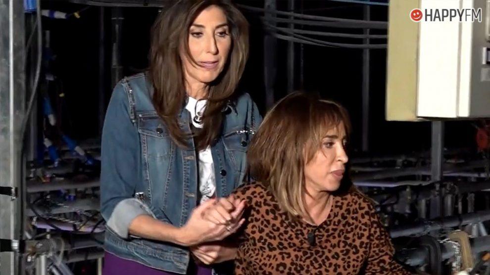 María Patiño y Paz Padilla