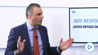 Ortega Smith en el programa Hoy Responde de OKDIARIO