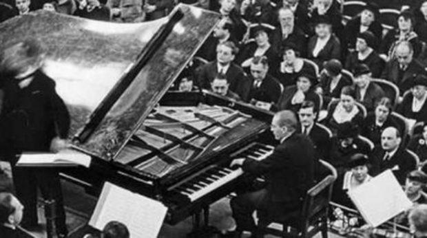 Paul Wittgenstein, el pianista que perdió un brazo en la I Guerra Mundial