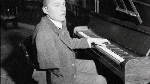 El pianista manco, después de la I Guerra Mundial