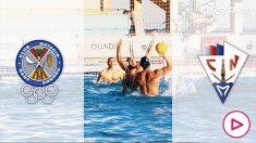 OKDIARIO emite en directo el partido de la jornada de la liga de waterpolo entre el Sant Andreu y el Mataró