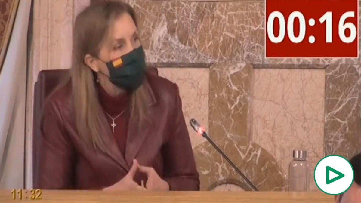 Video difundido por Vox Sevilla a través de redes sociales.