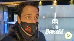 El encargado de Teatro Barceló: «Lo sucedido en la fiesta no representa lo que hacemos en esta sala»