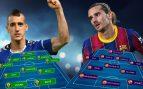 Elche – Barcelona: Nuevo test sin Messi