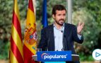 Casado acusa a Sánchez e Illa de dejadez de funciones: «Asistimos a una ola de incompetencia»