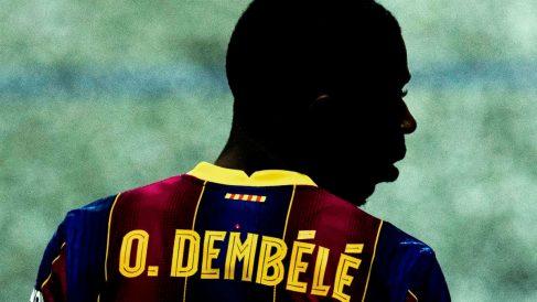 Ousmane Dembélé. (EFE)