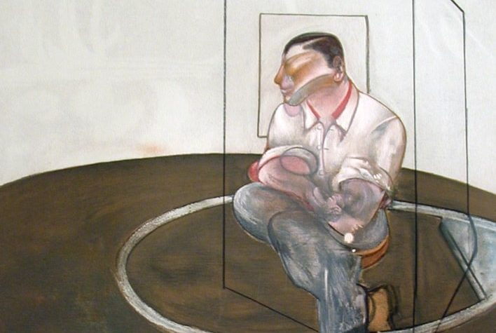 Long lines at the gates of the Marlborough in Madrid to enjoy Francis Bacon and Lucian Freud