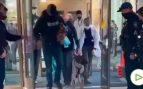 Así homenajea la Policía a un perro de la unidad canina herido en un tiroteo