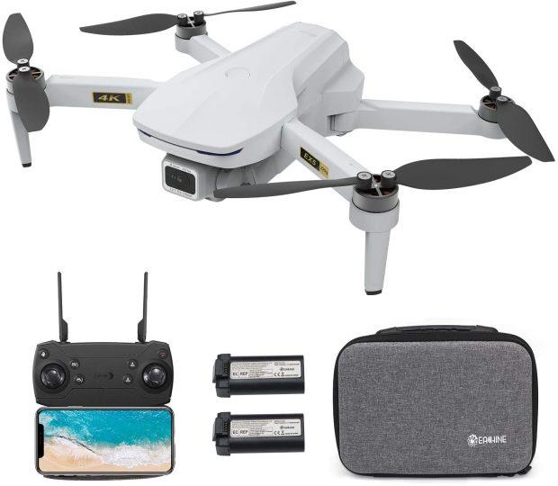 Los mejores drones con cámara para todos los presupuestos