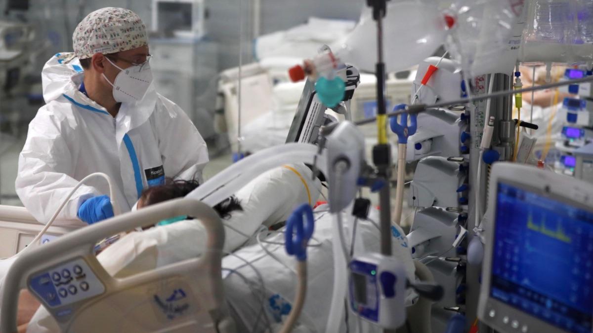Interior del Hospital de Emergencias Isabel Zendal. (Foto: Comunidad)