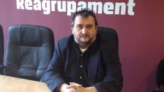 El presidente de Reagrupament y candidato de JxCat, Josep Sort.