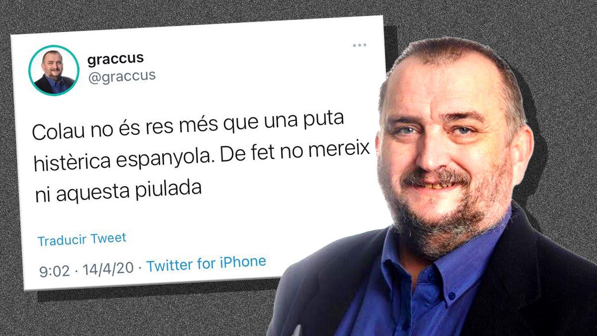 El candidato de Junts per Catalunya Josep Sort.