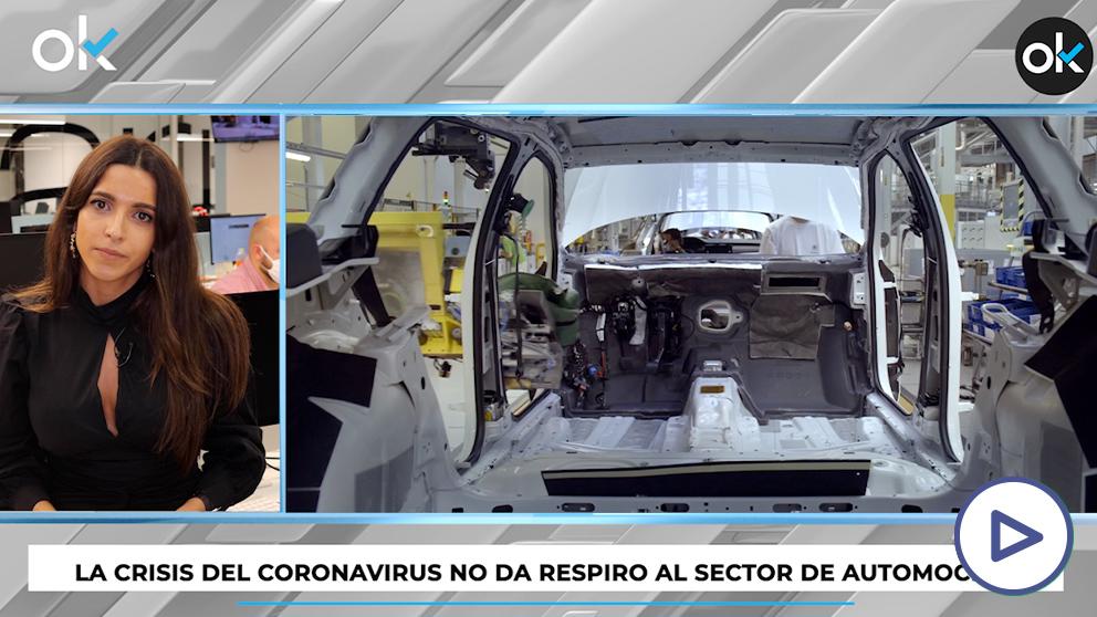 La automoción retrasa su recuperación: tampoco volverá a los niveles de producción precovid en 2021