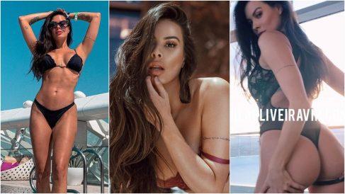 Camila Oliveira en fotos de Instagram