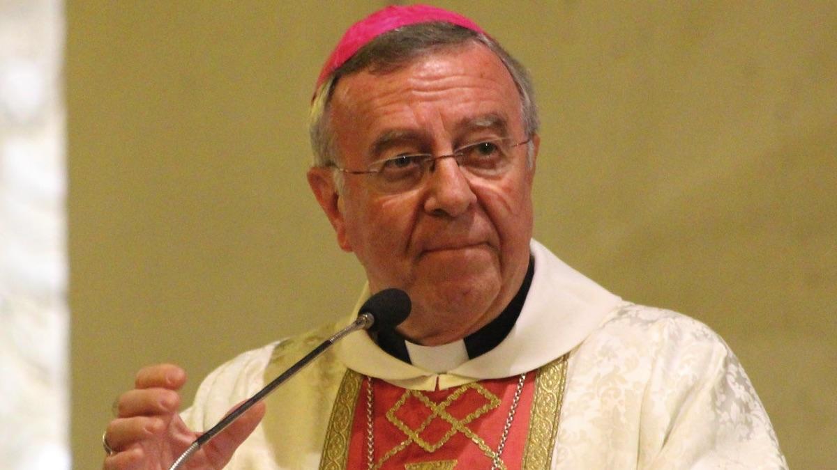 El obispo de Mallorca, Sebastià Taltavull.