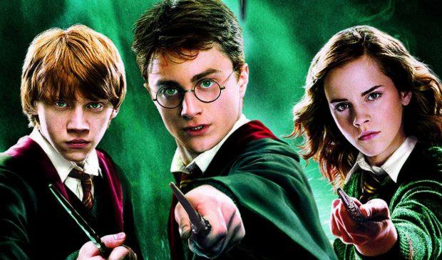 serie Harry Potter