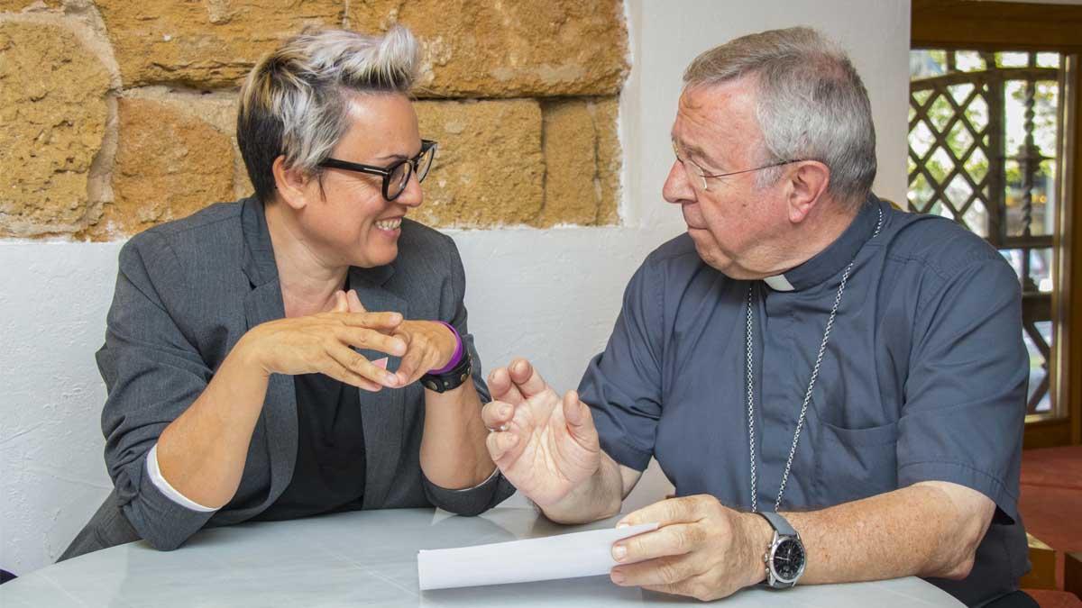 """Taltavull, el obispo catalanista que llama """"mentes obtusas"""" a los defensores del mallorquín"""